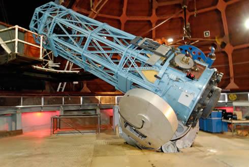 Seeing teleskop crashkurs